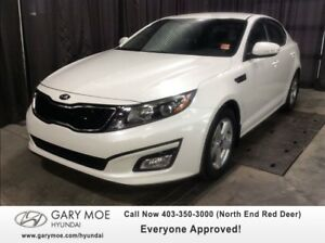 2015 Kia Optima LX- LOW KMS GREAT ON GAS!