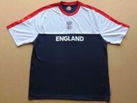 """Three Lions"" ENGLAND T-Shirt ( Size XL ) Unworn"