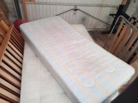 double and single mattress for free
