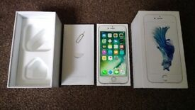 BRAND NEW APPLE IPHONE 6 64GB SILVER NETWORK UNLOCKED SMARTPHONE! ONLY £320!