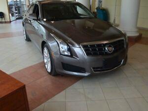 2014 Cadillac ATS 2.0 Turbo Luxury All-wheel Drive