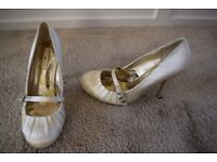Bridal Shoes - Size 4.5