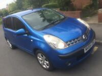 Nissan Note 2006 petrol, 12 months MOT very good condition