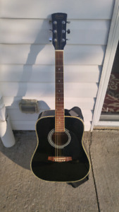 Ibanez performance series electric acoustic guitar