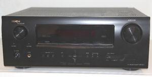 Denon AVR-1611  et Sony STRDB 930  Home-Cinéma