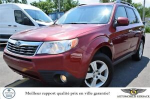 2009 Subaru Forester (Natl) X Premium TOIT/MAGS/FOGS $49/SEMAINE