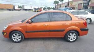 2008 Kia Rio Sedan **AS IS** **NEEDS WORK & TOWING**