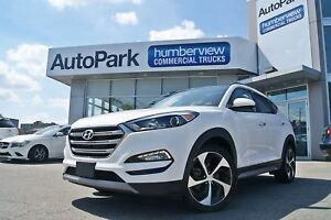 2017 Hyundai Tucson SE LOW KM|PANO ROOF|BLIND SPOT|TURBO