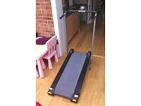 Non-motorised Folding Treadmill / Running Machine