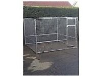 XL GALVANISED DOG PEN RUN KENNEL CAGE CAN DELIVER