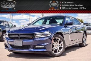 2016 Dodge Charger SXT|AWD|Navi|Sunroof|Bluetooth|R-Start|Heated