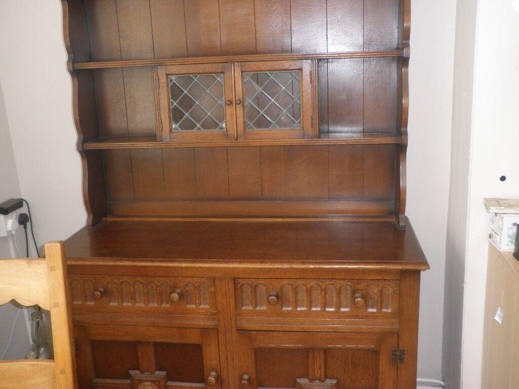 For Sale Solid Wood Kitchen Dining Room Dresser
