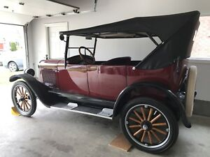 RARE 1923 CHEVY SUPERIOR TOURING ROADSTER