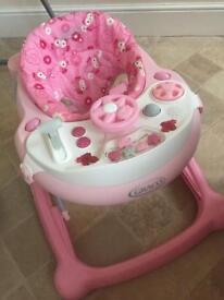 Graco baby activity walker