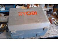 Ryobi, carry case for circular saw, cordless