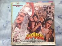 BOLLYWOOD RECORD COLLECTION - Original Film Soundtrack/ Indian Music
