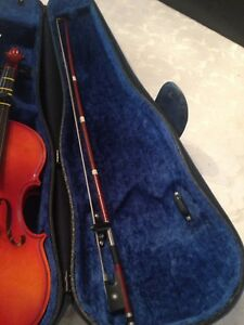 3/4 classical violin in mint condition