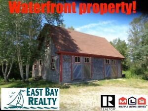 Unique building with lots of potential in a great location!