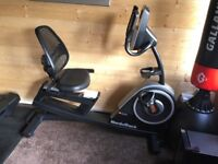 Nordictrack R65 Recumbent Exercise Bike. Excellent condition.