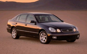 Looking for A Lexus GS 300