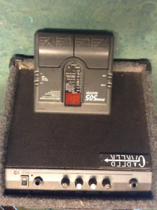 Guitar Amp and Guitar Pedal