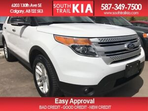 2015 Ford Explorer XLT 7 passenger, rear air and heat