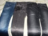 3 PAIRS SLIM JEGGINGS (Brand New & Boxed)