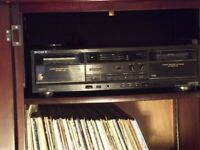 Sony TC-W320 Stereo cassette deck