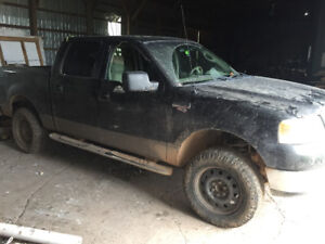 Parting out 2005 150 ford