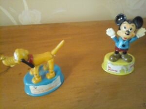 Disney Vintage Push-Up Puppets