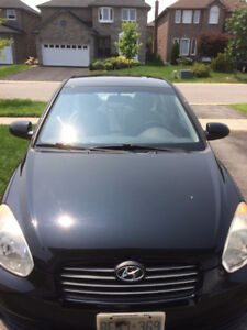 2009 Hyundai Accent Sedan! Want it gone asap..
