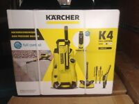 Karcher K4 Full Control Pressure Washer with Home Kit