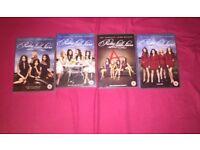 Pretty Little Liars DVD Boxset (Season 1-4)