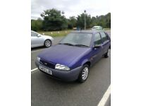 Ford Fiesta - low mileage - good history - looked after