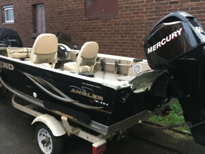 2009 Legend V-151 Angler (REDUCED)