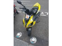 Aprila rs50 motorbike moped 70cc derestricted