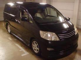 2006 TOYOTA ALPHARD AX L 2.4 Automatic MPV Estima Previa Elgrand