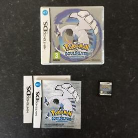 Pokemon soul silver for Nintendo ds/ 3ds