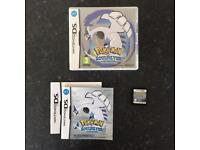 Pokemon soul silver for Nintendo ds/ 3ds