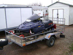 ***PARTING OUT SLEDS*** 1999 GRAND TOURING 700 TRIPLE SKI-DOO