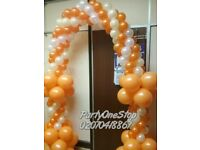 hall or venue decorations