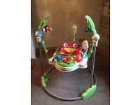 Musical Fisher Price Baby Bouncer