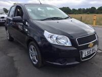 BARGAIN! Chevrolet Aveo LS, long MOT ready to go