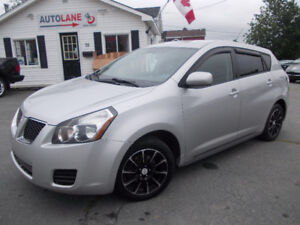 2009 Pontiac Vibe Hatchback Automatic 2 sets wheels Only $4995
