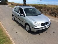 Vw polo 1.2 excellent condition great first car