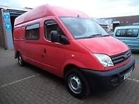 BAND/TOURING VAN available now in Worthing