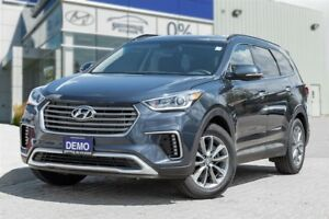 2017 Hyundai Santa Fe XL AWD Premium Hyundai Executive driven ve