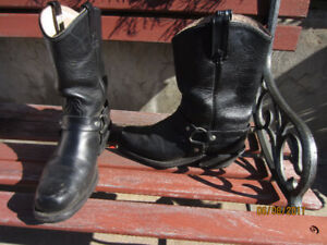 Women's motorcycle boot