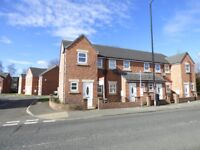 Hylton Castle,Sunderland.2 Bed new-build House.Garden and off-street parking.No Bond required!