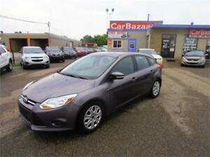 2014 FORD FOCUS SE HATCHBACK 4 Cyl Gas Saver  Easy Car Finance